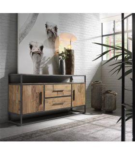 Comprar online Mueble Aparador de estilo industrial Colección URBAN