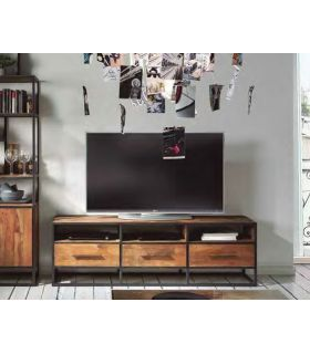 Comprar online Mesa de Televisión de estilo Industrial Colección URBAN