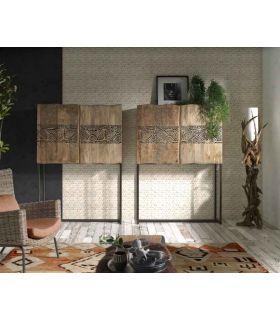Comprar online Mueble Auxiliar de estilo Étnico Colección INDY-TATTOO