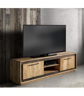 Comprar online Mueble de Televisión de madera de Acacia Colección NAC