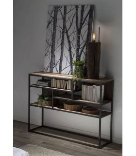 Comprar online Mueble auxiliar de estilo Industrial Colección TUAREG