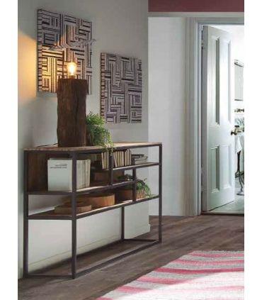Mueble auxiliar de estilo Industrial Colección TUAREG