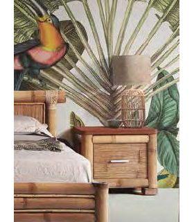 Comprar online Mesitas de noche de Bambu : Modelo NAKO