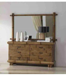 Comprar online Comodas de Bambú natural Colección TSU