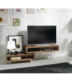 Comprar online Mesa de Televisión con base móvil Colección FUSIÓN