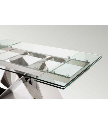 Mesa Comedor Extensible de Acero modelo MIKA Schuller