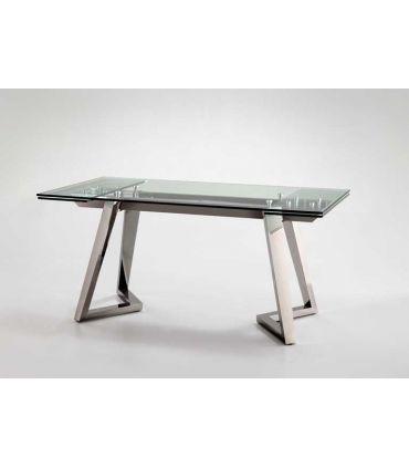 Mesa Extensible de Acero para comedor modelo WANDA Schuller
