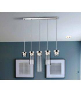 Comprar online Lámpara de Techo moderna modelo AVA Cromo Schuller