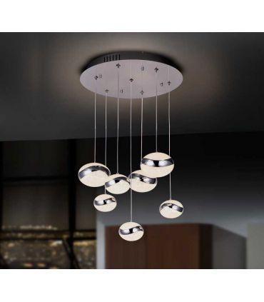 Lámpara de techo moderna colección LIPSE 7L Schuller