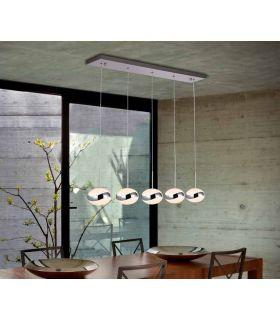 Comprar online Lámpara moderna de techo colección LIPSE lineal Schuller