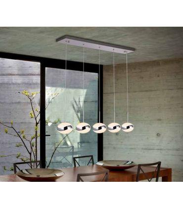 Lámpara moderna de techo colección LIPSE lineal Schuller