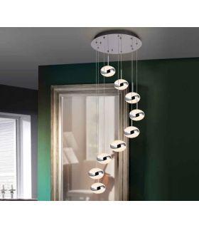 Comprar online Lámpara de techo moderna colección LIPSE 9L Schuller