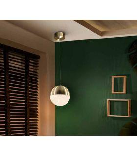 Comprar online Colgante de techo moderno colección SPHERE 1L Gr de latón