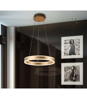 Comprar online Lámpara moderna de techo colección HELIA ORO PQ Schuller