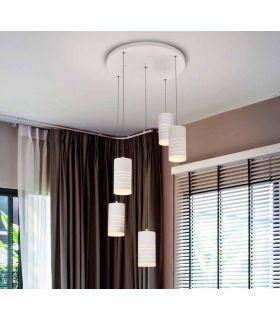 Comprar online Lámpara de Techo moderna colección VIKA 5L Schuller