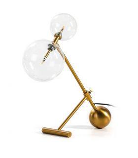 Comprar online Lámpara de mesa estilo industrial modelo BLUMA