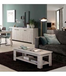 Comprar online Mesa de centro de madera Colección MICHIGAN