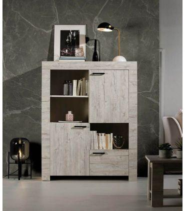 Mueble Auxiliar de madera Colección MICHIGAN