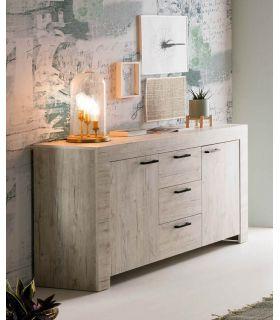 Comprar online Mueble Aparador en madera Colección MICHIGAN