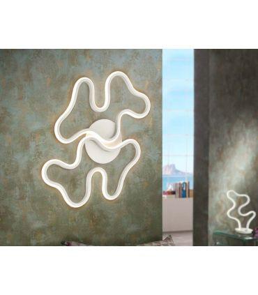 Aplique Plafón de Diseño Luz Led modelo MAREA GR Schuller