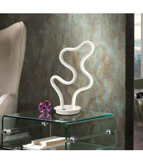 Comprar online Lámpara de Mesa con Luz Led colección MAREA Schuller