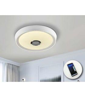 Comprar online Plafón luz led con altavoz modelo JAZZ Schuller
