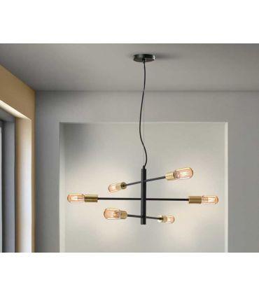 Lámpara de techo de estilo Industrial modelo SOHO
