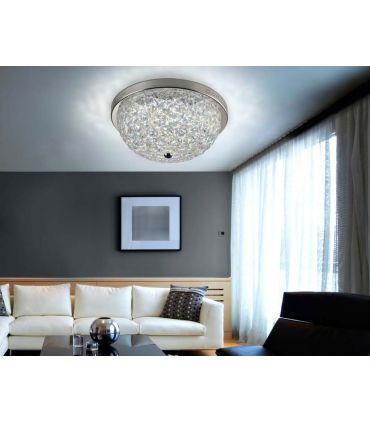 Plafón de techo Regulable en Luz y Color BRILLIANCE