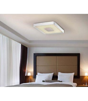 Plafón moderno LED SUNNY Cuadrado