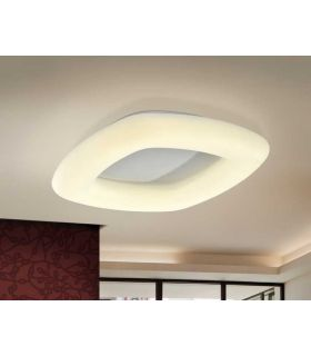 Comprar online Plafón de techo moderno modelo QUASAR Cuadrado
