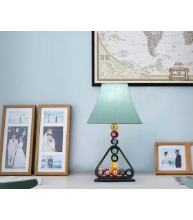 Comprar online Lámpara de Sobremesa modelo SUPER BILLAR