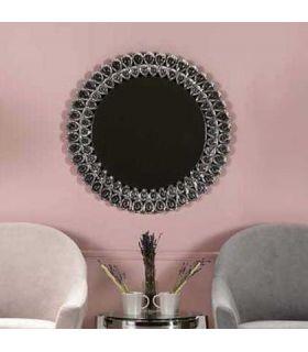 Comprar online Espejo redondo decorativo modelo COLLAR