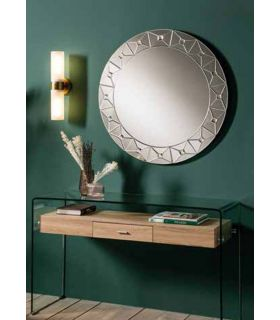 Comprar online Espejo de Pared redondo modelo CHANTAL