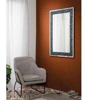 Comprar online Espejo con marco decorado modelo GOTAS