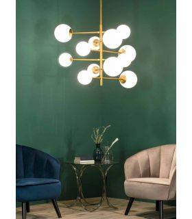Comprar online Lámpara de techo de Diseño modelo CASINO 12 Luces