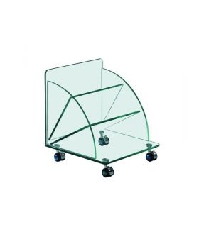 Comprar online Revistero de cristal templado modelo COIMBRA