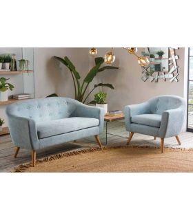 Comprar online Sofá tapizado con capitoné modelo MIAMI