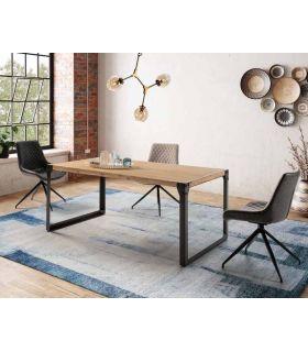 Comprar online Mesa de Comedor de estilo industrial modelo TOLEDO