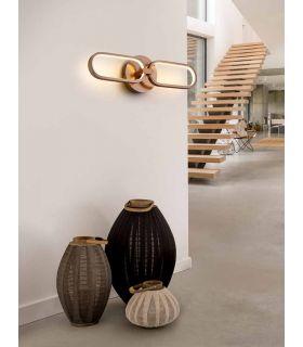 Comprar online Aplique LED de diseño moderno Colección COLETTE Oro
