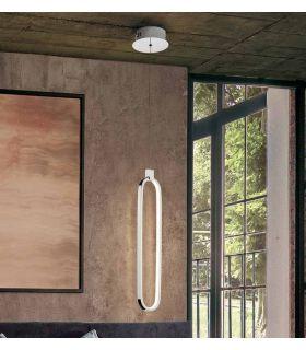 Comprar online Colgante LED de diseño moderno Colección COLETTE Cromo