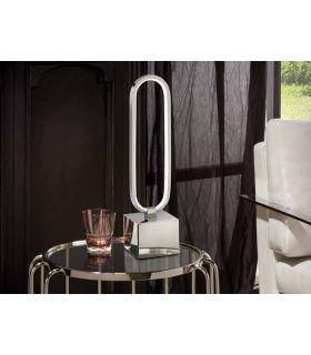 Comprar online Lámpara LED de mesa Colección COLETTE Cromo