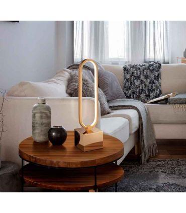 Lámpara LED de mesa Colección COLETTE Oro