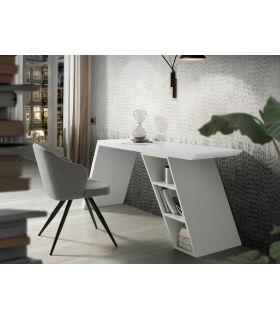 Comprar online Escritorio de diseño Italiano modelo TYNA Blanco