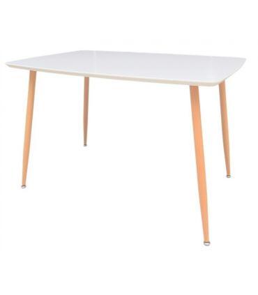 Mesas estilo nórdico para Comedor : Modelo ALONDRA