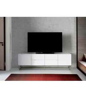 Comprar online Mueble de Televisión moderno con patas de acero Colección SIGMA
