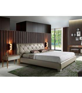 Comprar online Cama tapizada de Diseño Italiano modelo CERON
