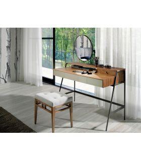 Comprar online Tocador Escritorio de madera y acero modelo DARSY