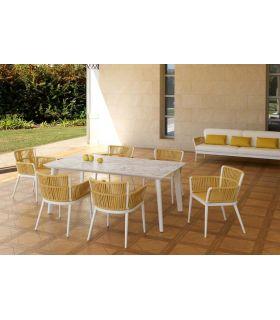Comprar online Mesa de Comedor para Terraza y Jardín Colección ARENA