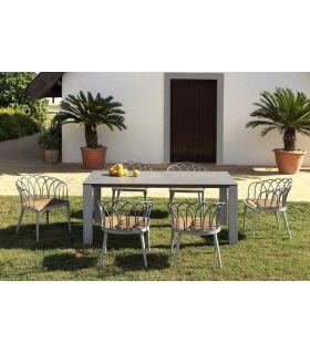 Comprar online Mesa Rectangular para la decoración de exterior colección SINTRA