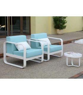 Comprar online Sofá de Aluminio para exterior Colección RONDA